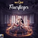 """Aktuelle Single der Gruppe HERZGOLD mit dem Titel """"Feuerflieger"""""""