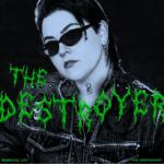 """Rebecca Lou veröffentlicht nach der 1. Singleauskopplung """"Lovesick"""", am 24. Juni mit """"The Destroyer"""" eine gewaltige Power-Hymne."""
